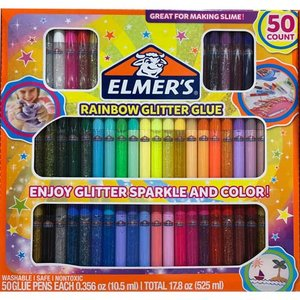 ELMER`S グリッターグルー 50本入り|rrr-j