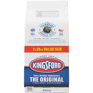 KINGSFORD チャコール バーベキュー用豆炭 9.07kg×1袋|rrr-j