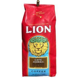ライオン カフェ ハワイ レギュラー コーヒー(粉)  793g|rrr-j