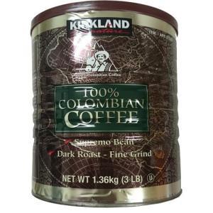 コロンビア コーヒー(粉) 1.36kg|rrr-j