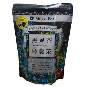 毎朝スッキリ 黒茶烏龍茶 PLUS 100包入 150g(1.5g×100P)|rrr-j