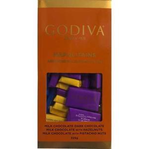 GODIVA ゴディバナポリタン 4種アソート チョコレート 225g