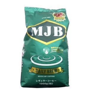 MJB レギュラーコーヒー(粉)1000g|rrr-j