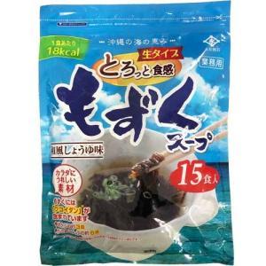 永井海苔 もずくスープ 業務用(35g×15食入り)|rrr-j