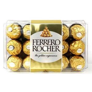 フェレロ ロシェ(FERRERO ROCHER) チョコレート 30粒
