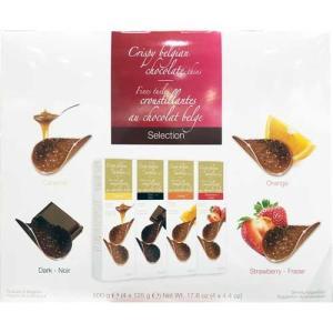 ■名称:チョコレート ■原材料名:【ストロベリー味、キャラメル味、オレンジ味】準チョコレート(砂糖、...