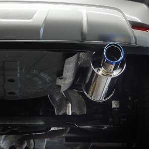【 キックス 1.2L ハイブリッド FF車 型式 6AA-P15 エンジン HR12DE 年式 2020/6- グレード X CVT車 】 柿本 ClassKRマフラー N713120|rs-online