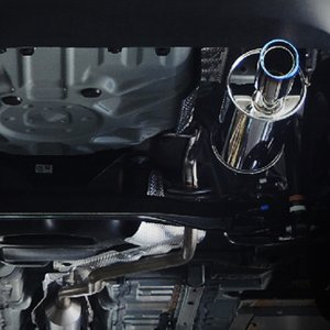 【 ヤリスクロス ガソリン車 FF 型式 5BA-MXPB10 エンジン M15A-FKS 年式 2020/8- グレード X/G/Z/Z-B CVT車 】 柿本 ClassKRマフラー T713178|rs-online