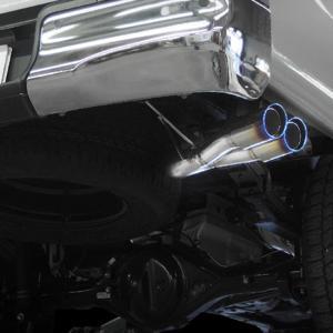 ハイラックス 2.4L ディーゼルターボ 4WD 型式 3DF-GUN125 2GD-FTV 年式 2020/8- ※前期別設定 グレード X/Z 6AT サイド出仕様 柿本 ClassKRマフラー T713179|rs-online