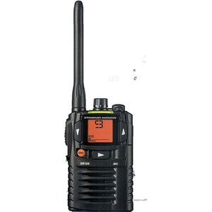 SR100(スタンダードホライゾン/特定小電力トランシーバー/無線機 ブラックSR-100 rs-towa
