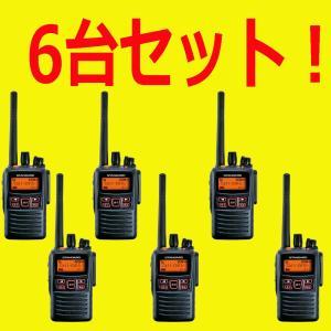 6台セット STANDARD VXD20(VXD-20) 八重洲無線 6台セット!!|rs-towa