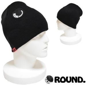 スノーボード スノボ ニット帽 ビーニー シンプル ヘルメット用(黒/ブラック) 単色/ビーニー/ブ...