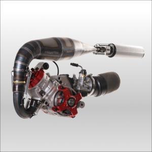 CS RACING 水冷50cc CS ENGINE FACTORY M-50 (Engine Complete)