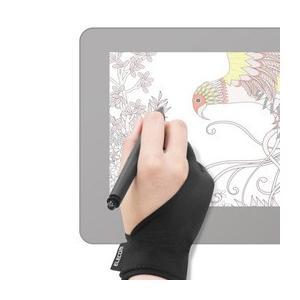 エレコム 液晶ペンタブレット用グローブ Mサイズ TB-GV1M