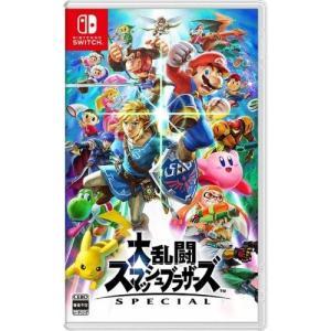 大乱闘スマッシュブラザーズ SPECIAL 5151609A Nintendo Switch キャッシュレス5%還元の商品画像 ナビ
