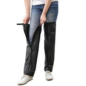 BUQIREN 雨 レッグカバー 自転車 バイク 携帯できる 雨よけレッグカバー ラップスカート エプロン ガーデニング 撥水 DIY 庭作業 アウト rtmy-rtmy-rtmy