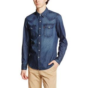 [リーバイス] クラシックウエスタン カジュアルシャツ メンズ 66986 Blues 66986-0036 US S (日本サイズM相当) rtmy-rtmy-rtmy