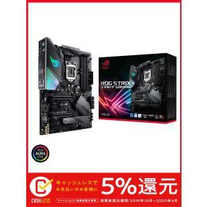 【送料無料】ASUS Intel〓 Z390搭載 LGA1151対応マザーボード ROG STRIX...