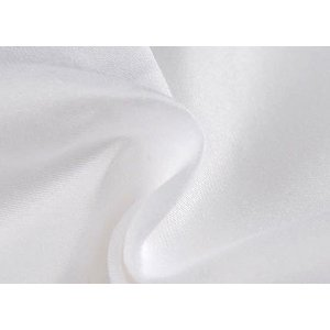 R.T. Home - 高級エジプト超長綿(エジプト綿)ホテル品質 ボックスシーツ シングル(ボックス シーツ) 500スレッドカウント サテン織り ホワイト(白)100*200*36|rtstudio|02