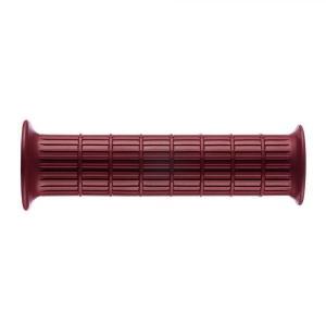 ariete アリート アリエテ ネックグリップ L=130mm 穴なし レッド ソフト|rubbermark