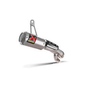 アクラポヴィッチ スリップオン マフラー チタン S1000RR 17-18 AKRAPOVIC アクラポビッチ|rubbermark