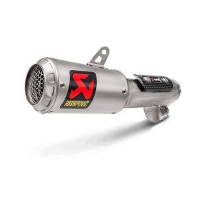 アクラポヴィッチ スリップオン マフラー チタン S1000R 17-18 AKRAPOVIC アクラポビッチ|rubbermark