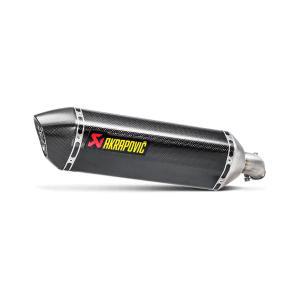スリップオンマフラー アクラポビッチ ヘキサゴナルカーボン JMCA SV650/X AKRAPOVIC|rubbermark