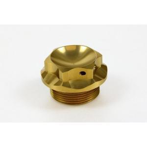 アントライオン オイルフィラーキャップ M30XP1.5 チタンゴールド|rubbermark