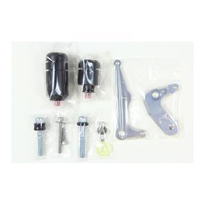 ベビーフェイス フレームスライダー GSXR600/750 11-17|rubbermark