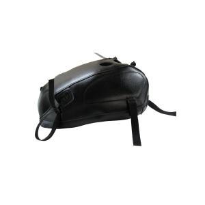 バグスター タンクカバー ブラック SR400 01-16 rubbermark