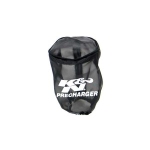 K&N ケーアンドエヌ プリチャージャー/BLK (76X102) rubbermark