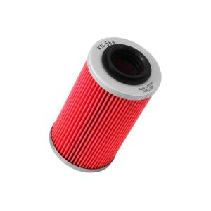 K&N ケーアンドエヌ オイルフィルター CAN-AM SPYDER RT/APRILIA rubbermark