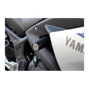 ケイファクトリー エンジンスライダー ジュラコン製 YZF-R25 14-|rubbermark