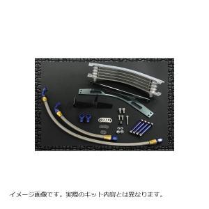 プロト ラウンドオイルクーラーキット 9ROW ZEPHYR400/X -99|rubbermark