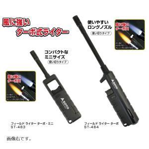 SOTO フィールドライター ターボ ST-484 rubbermark