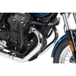 ヘプコアンドベッカー エンジンガード ブラック V7 III Stone/Special 17-19 rubbermark
