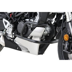 ヘプコアンドベッカー エンジンガード ブラック CB125R 18|rubbermark
