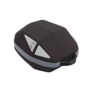 ヘプコアンドベッカー タンクバッグ Royster Daypack グレーzip 5.5L タンクリング用 rubbermark