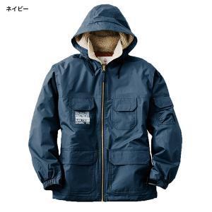 LOGOS ロゴス フード付き 防水防寒ジャケット フォード ミリタリー アウトドア 釣り 屋外作業 30504|rubbermark|03
