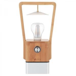 ロゴス Bamboo ランタン USB蓄電式 LEDランタン|rubbermark