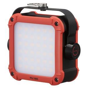 ロゴス LEDランタン パワーストックランタン1000 iPhone約4台充電可能!防塵・防雨 |rubbermark