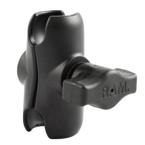ラムマウント ショートアーム 6cmサイズ プラスチック アーム部品 樹脂素材 マウント部品 RAM MOUNTS RAP-B-201U-A|rubbermark