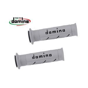 ドミノ グリップ ストリートタイプ グレーXブラック|rubbermark