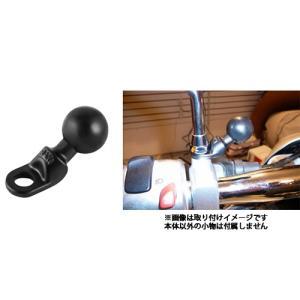 ラムマウント ミラーフレームベース  9mm穴 ベース部 単品 部品 マウントベース RAM MOUNTS RAM-B-272U|rubbermark