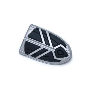 クリアキン スピアー ブレーキペダル クローム INDIAN 14-18|rubbermark