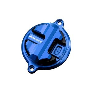 【45%OFF】バイカーズ カムシャフトカバー ブルー GROM 13-18|rubbermark