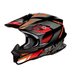 ヘルメット ジーロット ゴッドブリンク MadJumper2 GRAPHIC バイク オフロードモデル マッドジャンパー ブラック/グレー SG規格|rubbermark