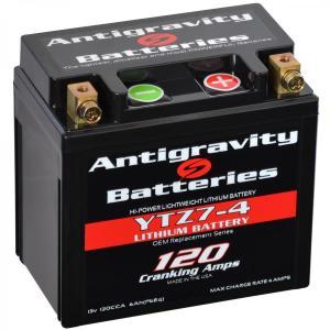 メーカー名:アンチグラビティバッテリー メーカー品番:ANT-YTZ7-4  【YTZ7-S OEM...