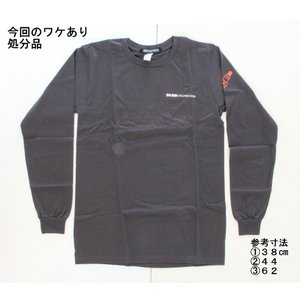 【処分品】 ロングTシャツ エンジンデザイン スモーク S(日本サイズ:M〜L相当) ゼロエンジニアリング rubbermark