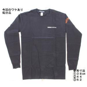 【処分品】 ロングTシャツ エンジンデザイン ブラック S(日本サイズ:M〜L相当) ゼロエンジニアリング rubbermark
